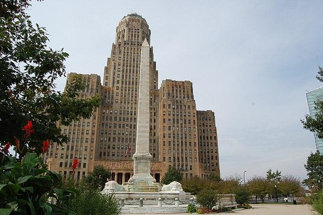Buffalo NY City Hall